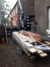 Flooring Delivery