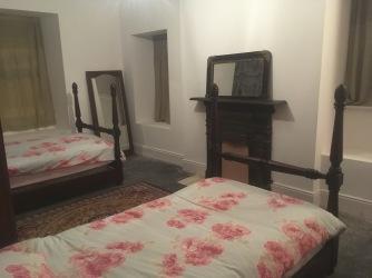 Guest bedrooms in progress