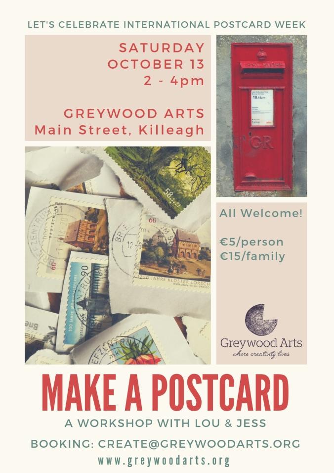 make a Postcard