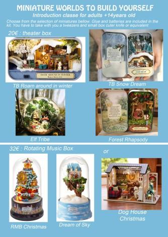 greywood choose your miniature