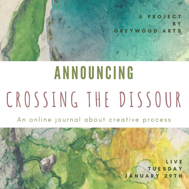 crossing the dissour