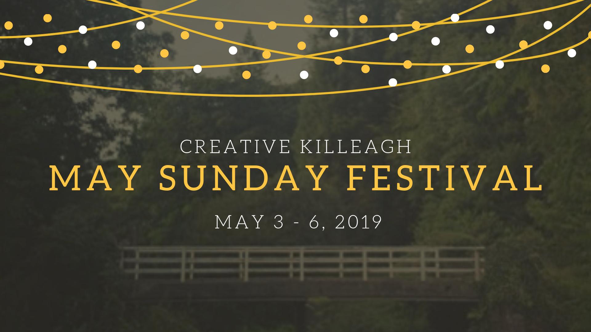 May Sunday Festival FB Invite
