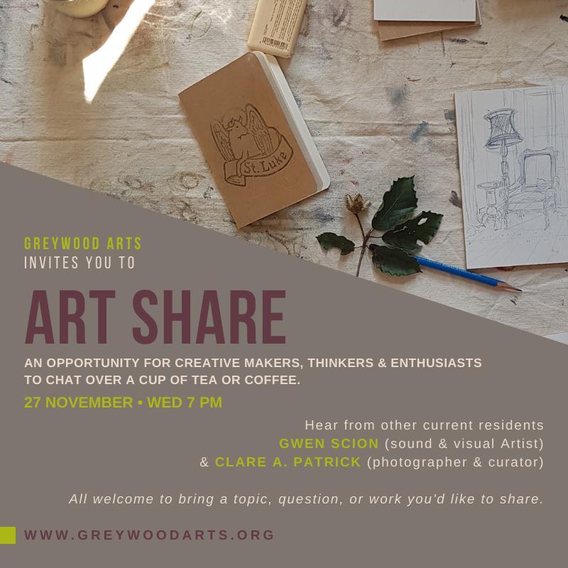 Art Share - Square