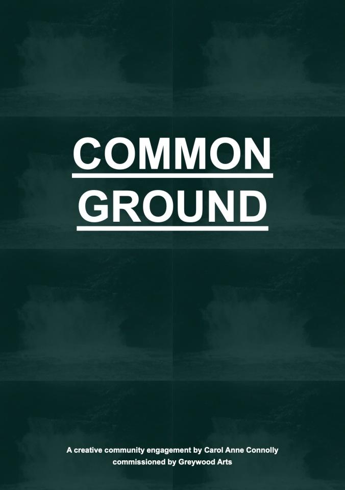 Common Ground Web 1